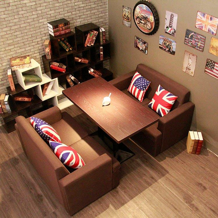Hot booth dining table tables armrest optional ShengYang Brand