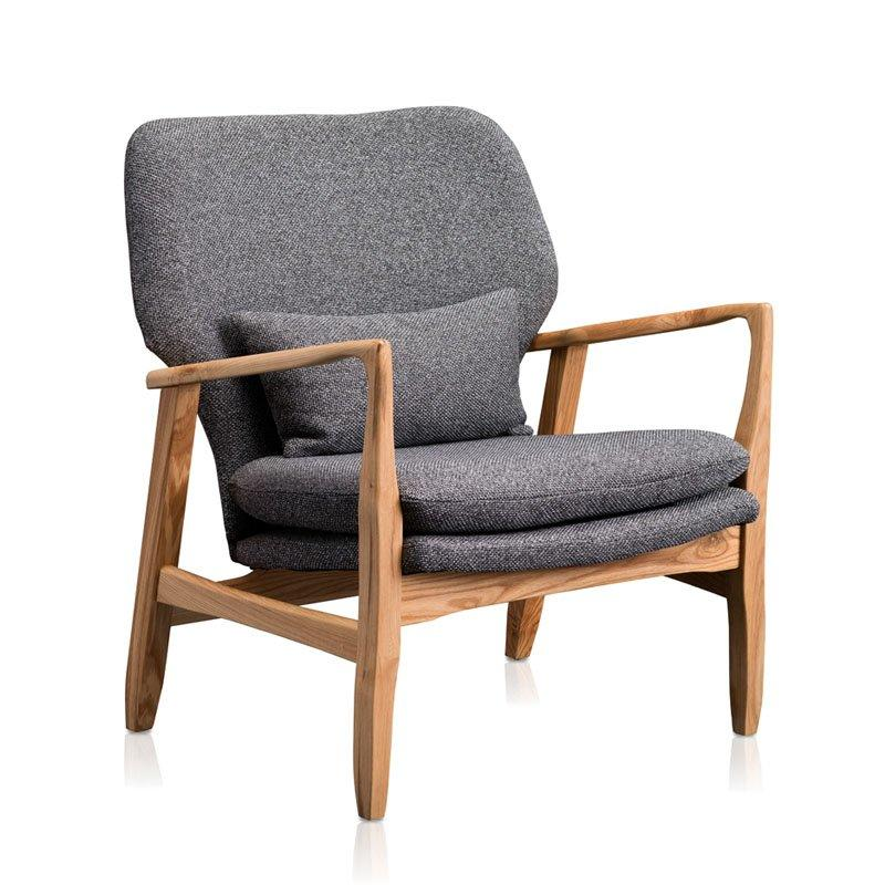 Nordic Style Leisure Recliner Hotel Lazy Sofa Chair SA001