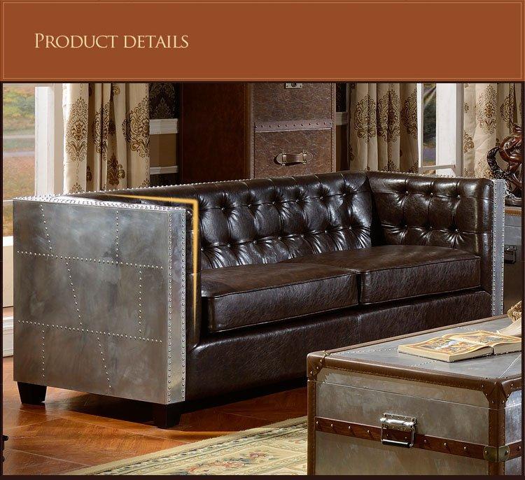 retro industrial furniture