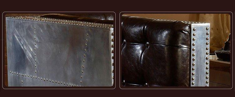 industrial style dresser