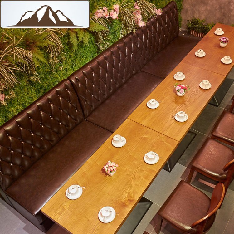 restaurant bench seating design