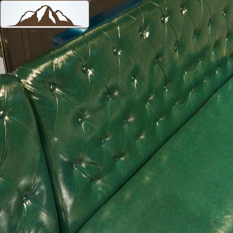 Modern Catering Furniture High Back Double Booth Sofa SE001-23