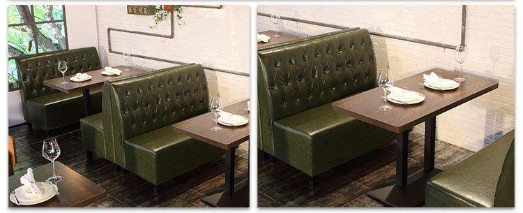 diner booth furniture