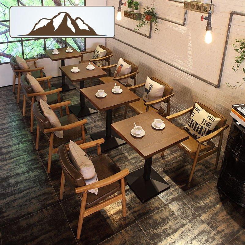 Contemporary Restaurant Furnishing Cafe Booths Seating SE001-27