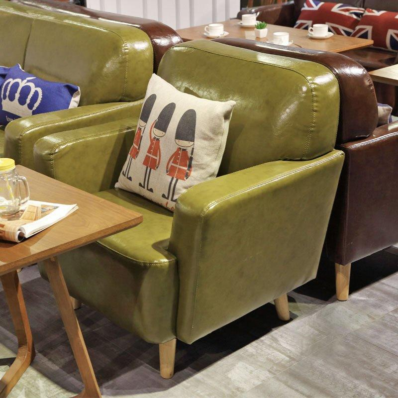Leisure Restaruant Sofa Cheap Cafe Dining Table Set SE006-6