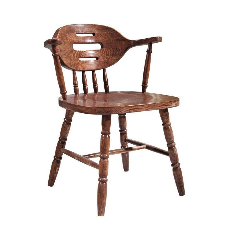 Archaize Furniture Retro Themed Restaurant Eatery Chair CA004