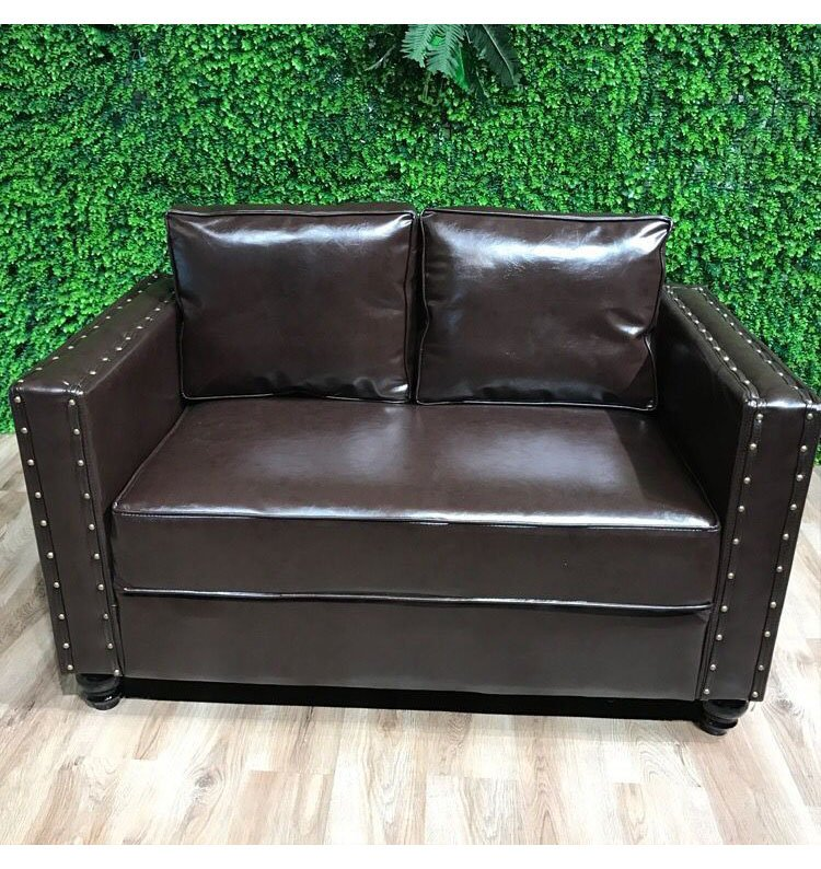 upholstered dining sofa