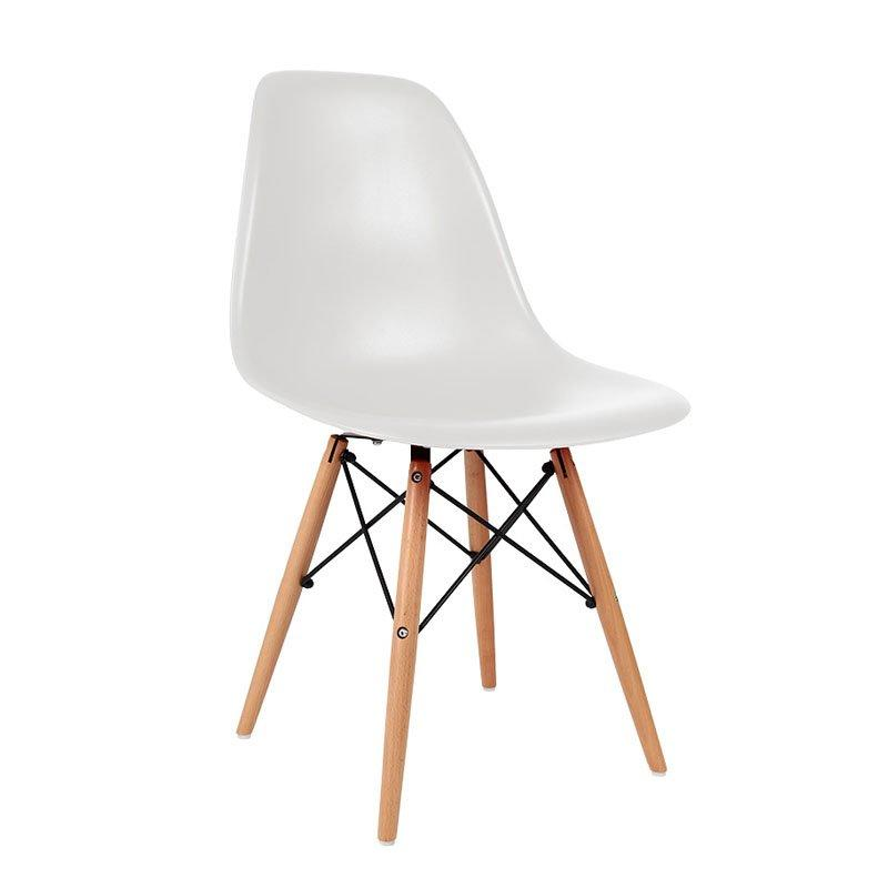 Modern Eames Plastic Chair Coffee Shop Dining Chair CD001