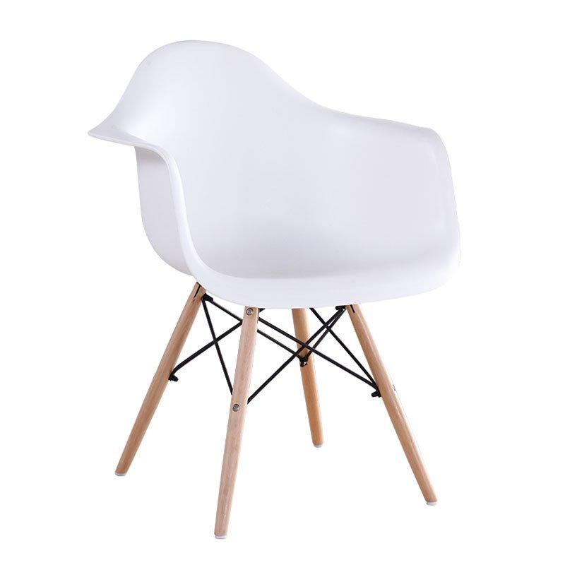 Modern Eames Armrest Chair Restaurant Dining Chair CD002
