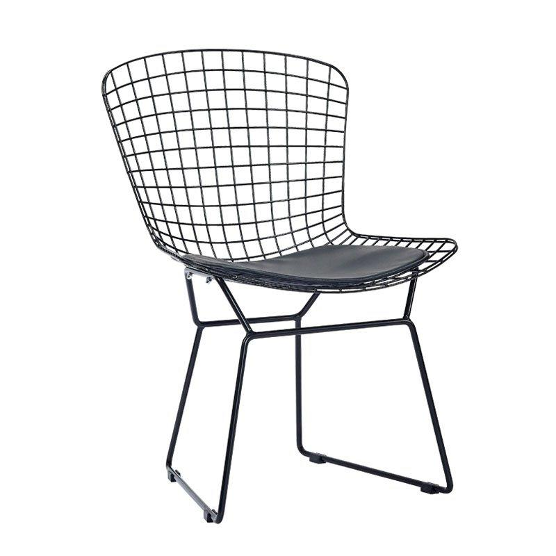 Nordic Style Leisure Metal Chair Restaurant Dining Chair CE001