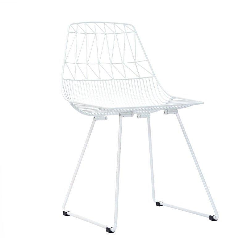Industrial Coffee Shop And Restaurant Metal Dining Chair CE003