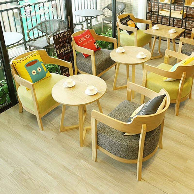 Modern Coffee Shop Setting Table And Chairs GROUP24