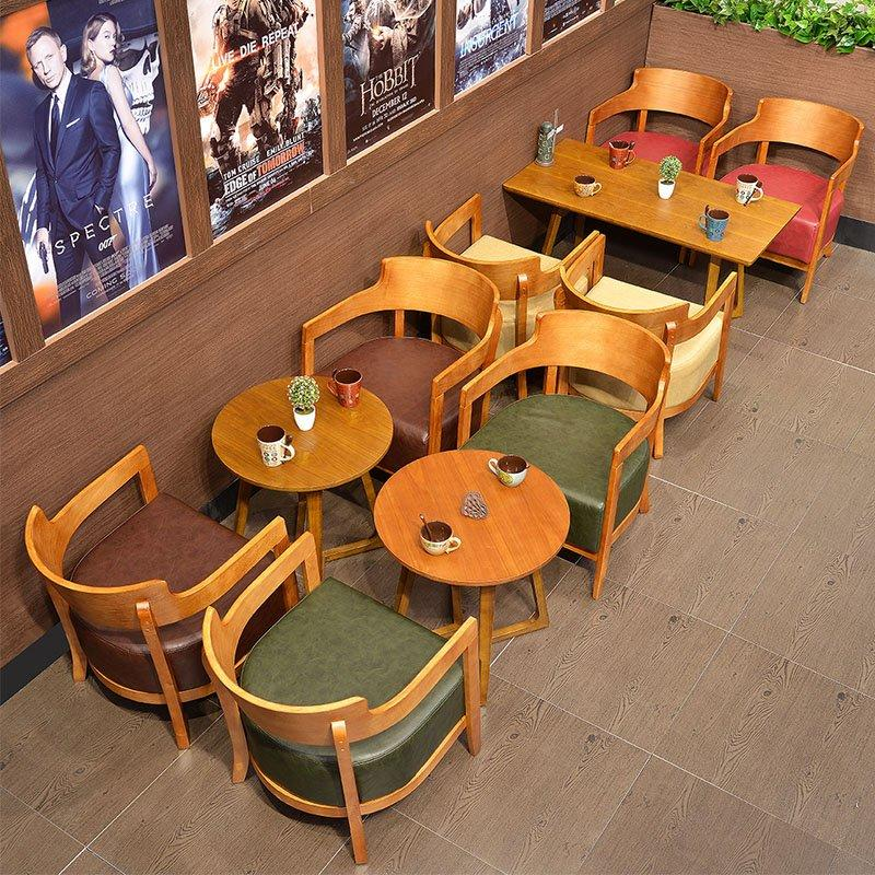 Modern Coffee Shop And Bistro Table And Chairs GROUP37