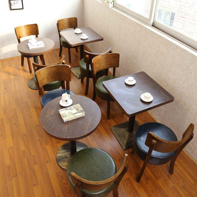 Commercial Wooden Dining Furniture For Restaurant GROUP40