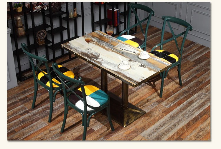restaurant style tables