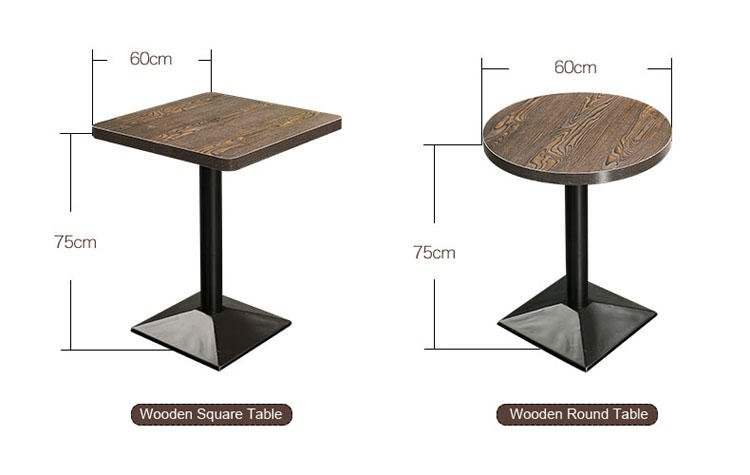 resturant tables for sale