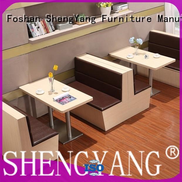 ShengYang restaurant furniture trendy designs modern industrial furniture se0085