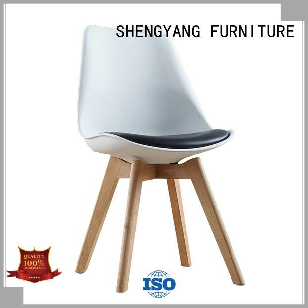 plastic outdoor chairs eames ShengYang Brand