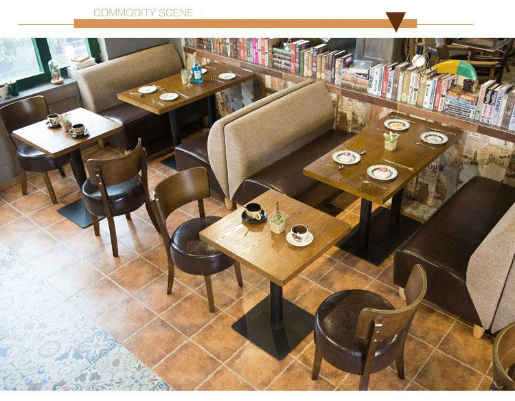 colorful restaurant furniture