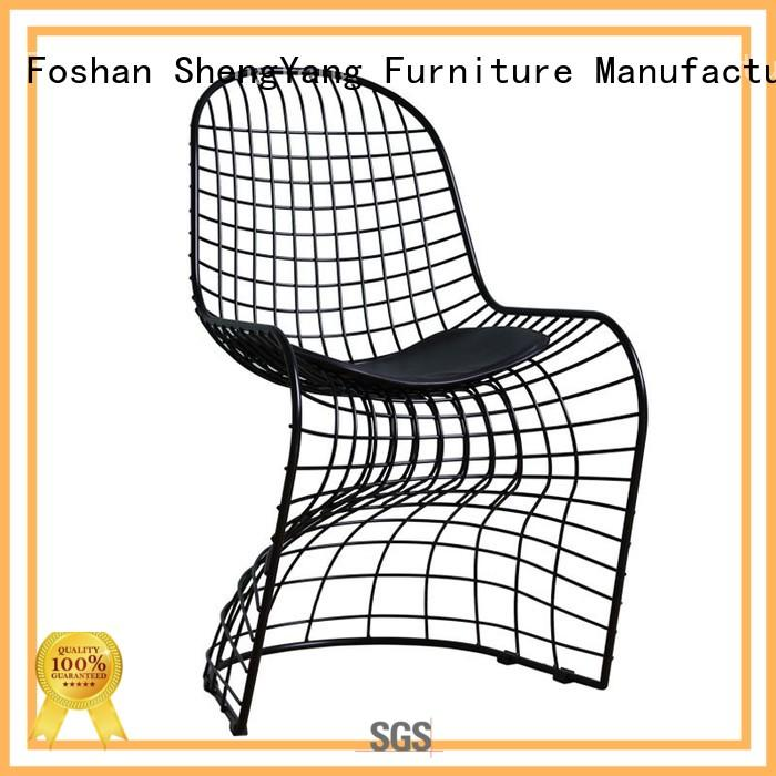 shop chair style fashion ShengYang restaurant furniture company