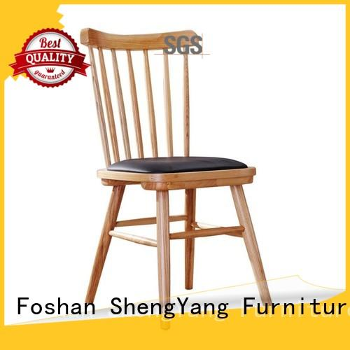 ShengYang restaurant furniture luxury canteen chairs export worldwide for dining-hall