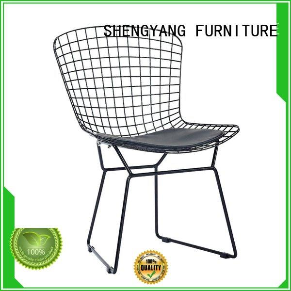 chair ShengYang metal kitchen chairs