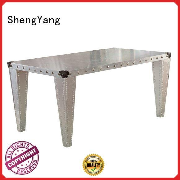 industrial dining table dining industrial table ShengYang Brand