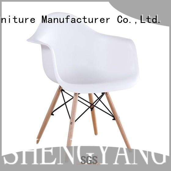 factory directly supply bar height swivel chairs for party ShengYang restaurant furniture