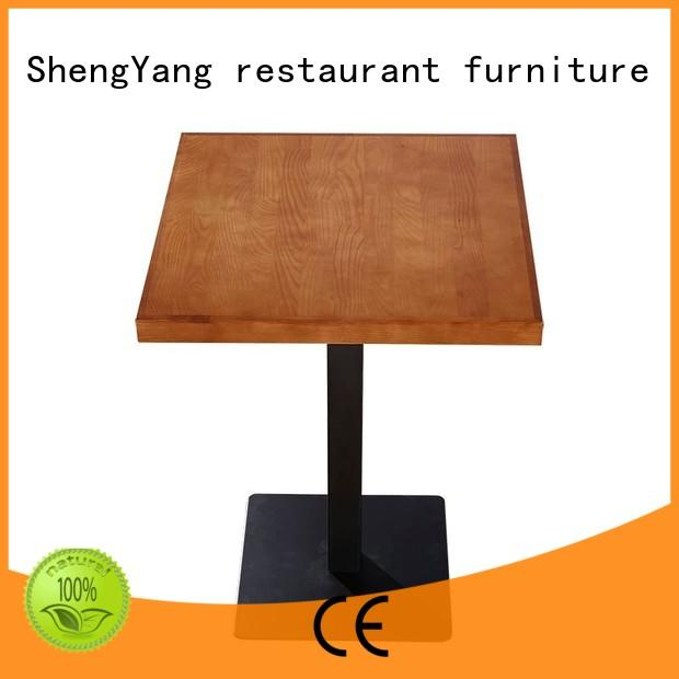 long table fast ShengYang restaurant furniture company