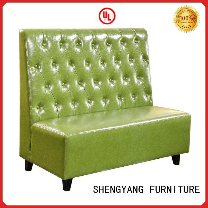 cafe bench booth ShengYang Warranty