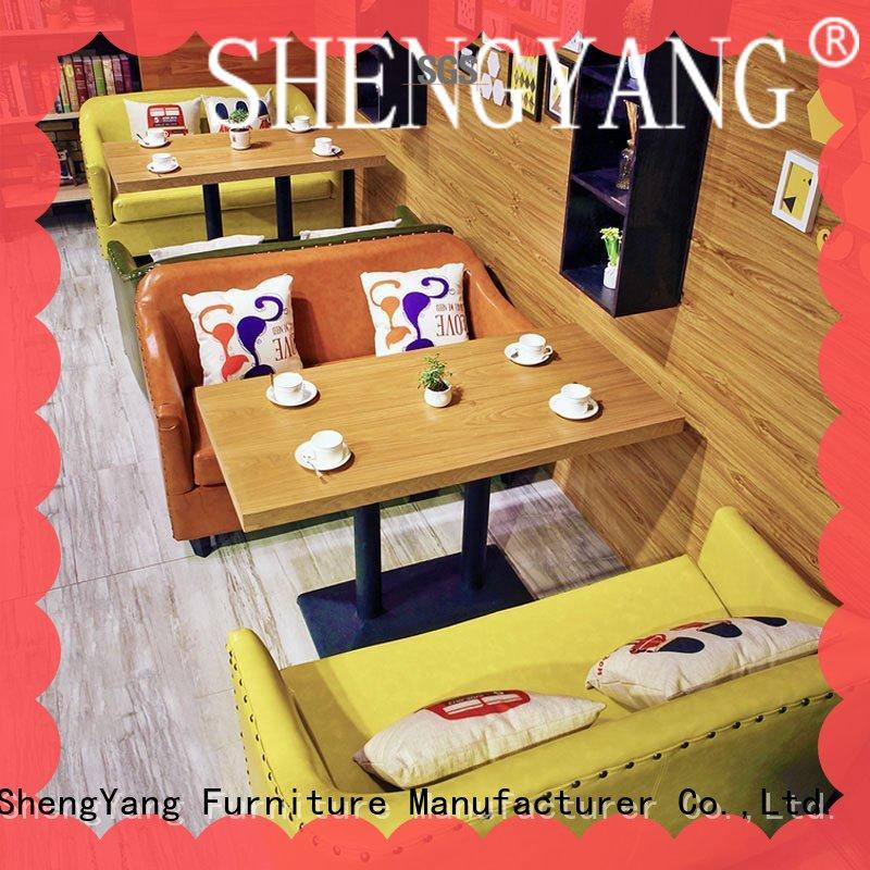 fashionable pub seating wholesaler for cafe shop