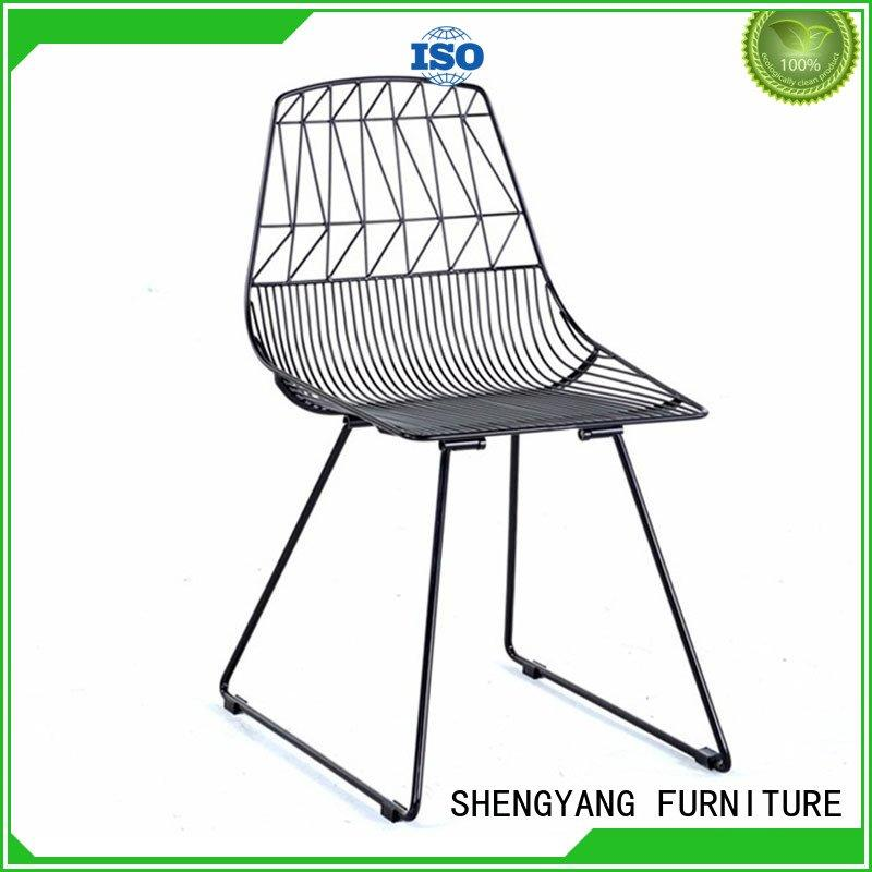 metal kitchen chairs chair chair ShengYang Brand