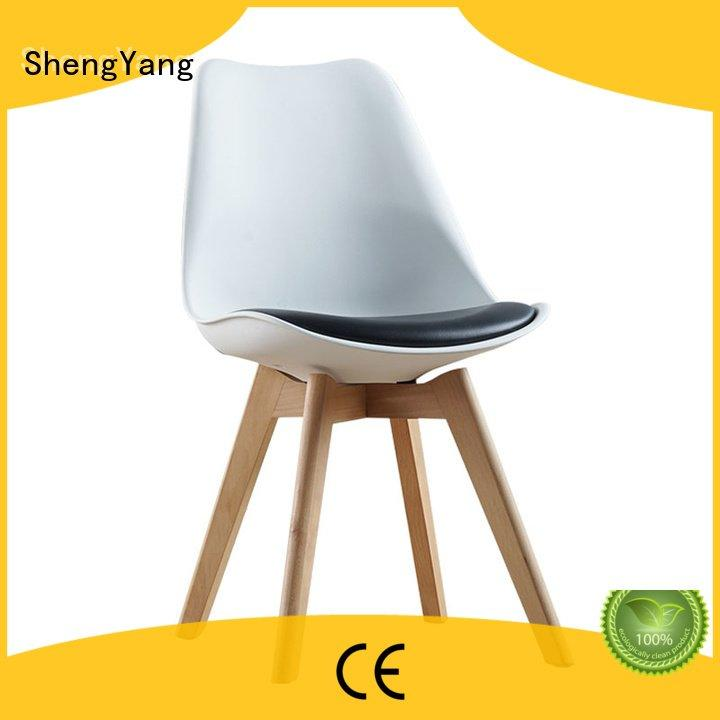 plastic outdoor chairs modern ShengYang Brand chair