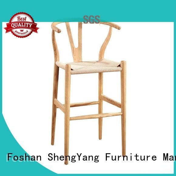 modern bar stools design chair ShengYang restaurant furniture company