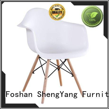 soft ShengYang plastic outdoor chairs
