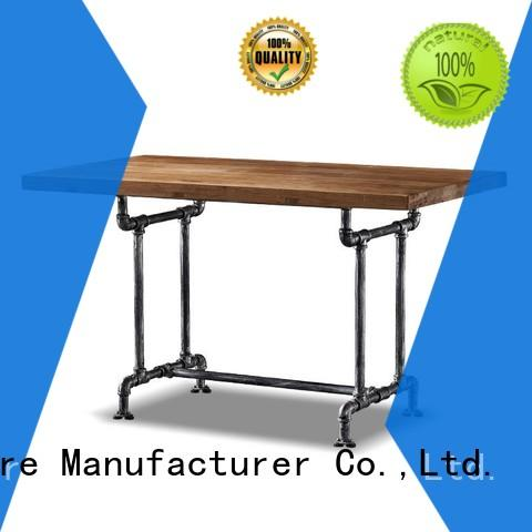 Wholesale coffee industrial dining table ShengYang restaurant furniture Brand