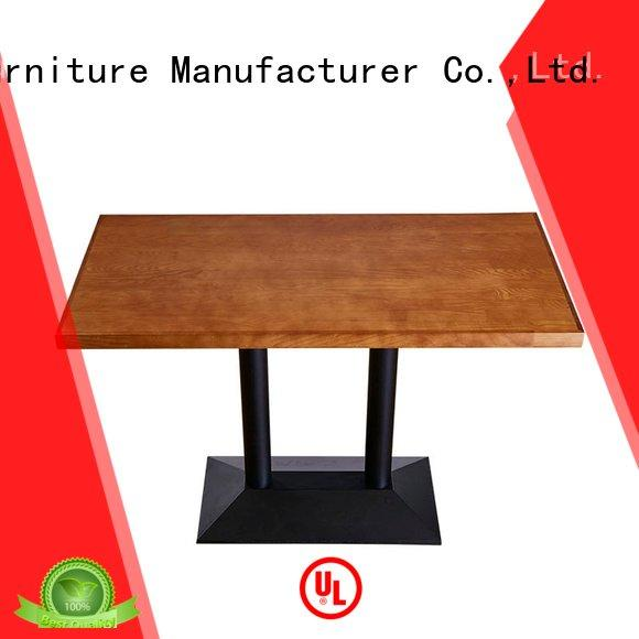 OEM dining room tables bar food round table