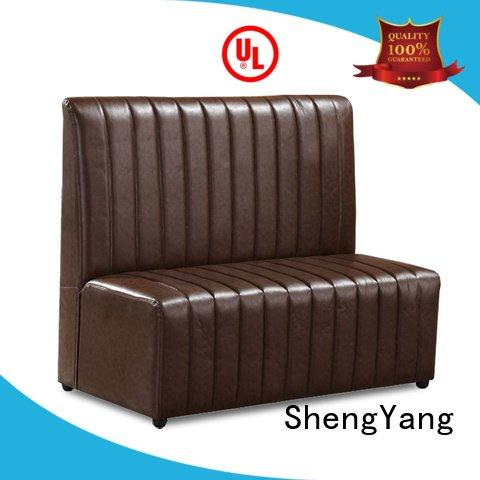 ShengYang cafe bench
