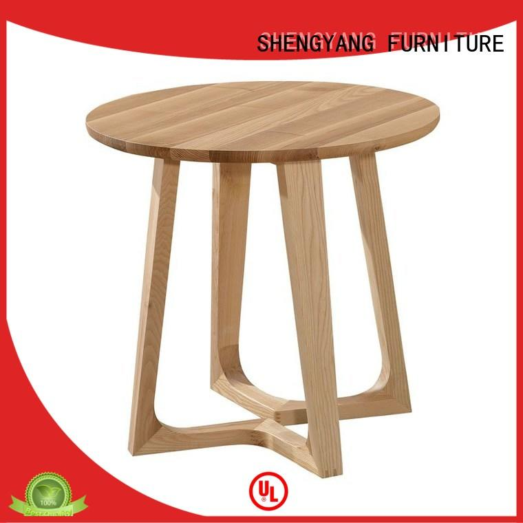 style coffee coffee table wooden ShengYang restaurant furniture Brand