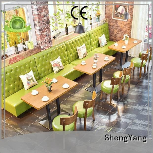 booth dining table urban reception furniture