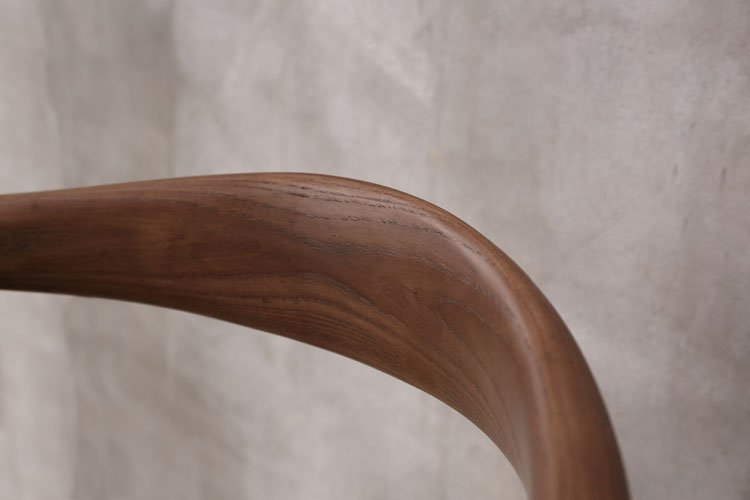 wood seat chair