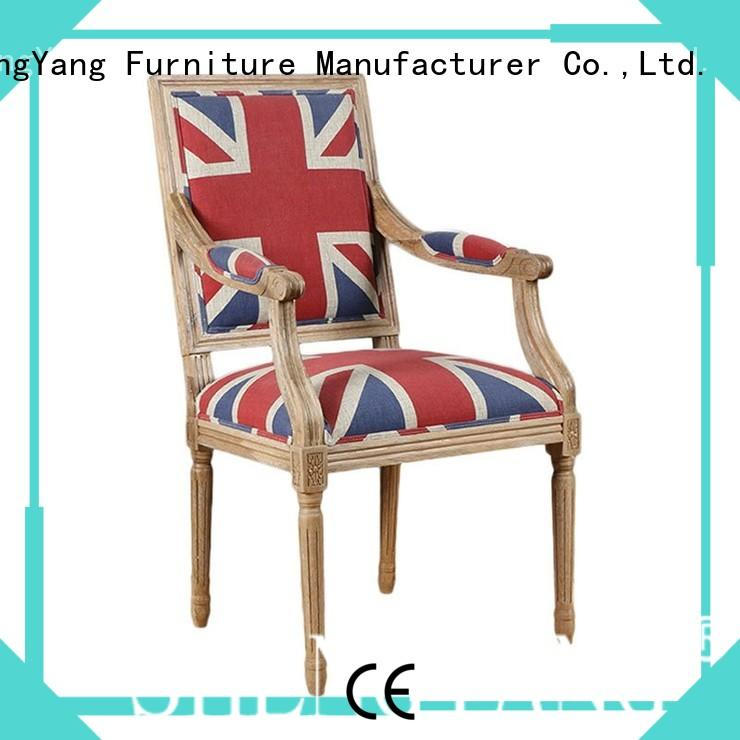 ShengYang restaurant furniture competitive price retro chairs wholesale for foyer