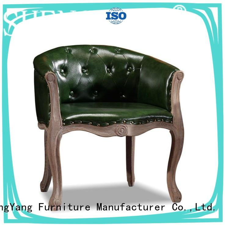 ShengYang restaurant furniture antique retro chairs wholesale for restaurant