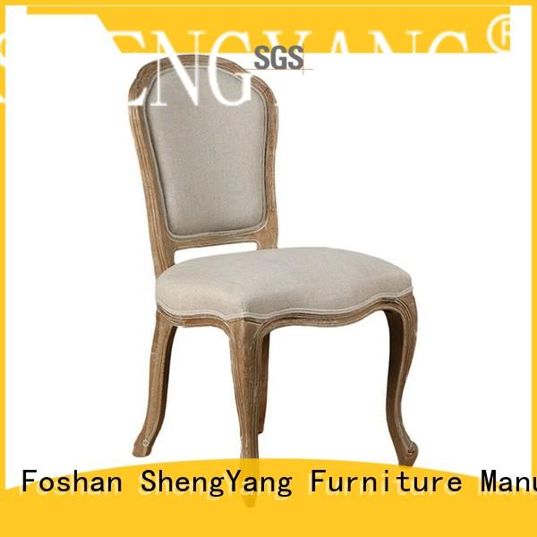 ShengYang restaurant furniture stable supply industria chairs design for coffee house