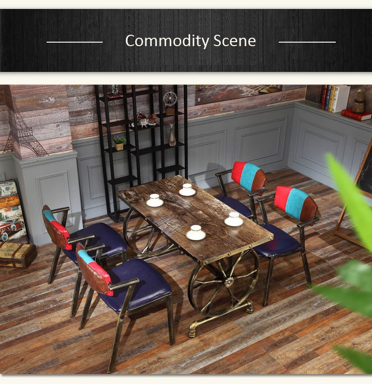 industrial cafe furniture