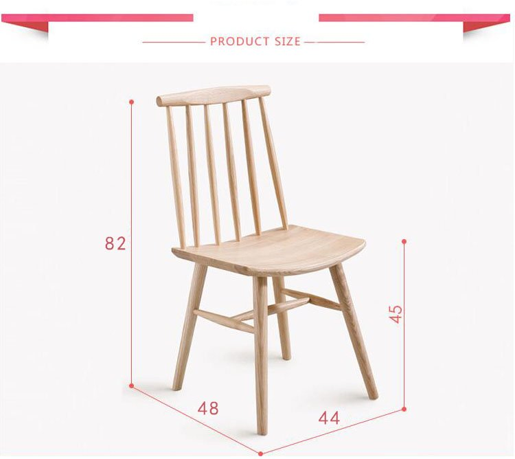 solid wood dining chairs for sale