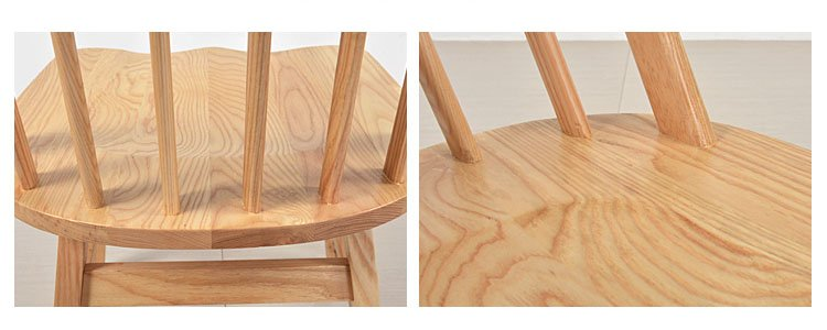 contemporary wooden chairs