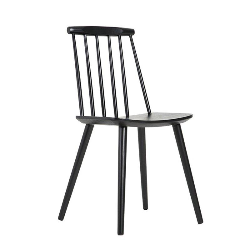 Concise Style Dessert House Beech Windsor Dining Chair CA011
