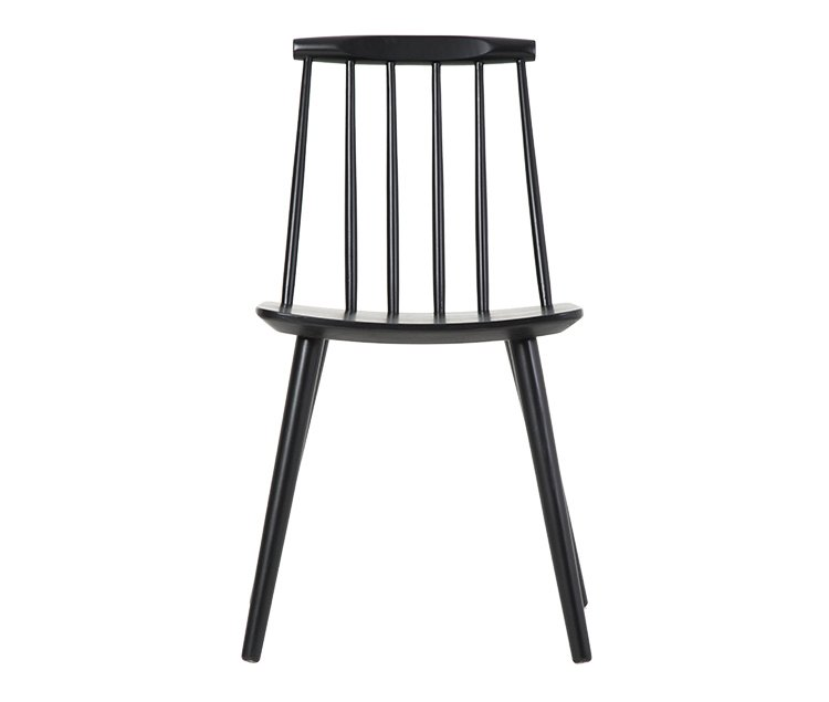 wood windsor dining chairs