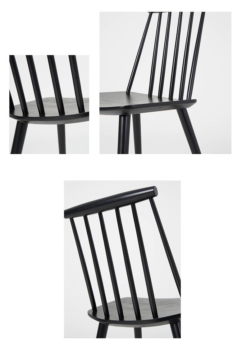 wood dining chair styles